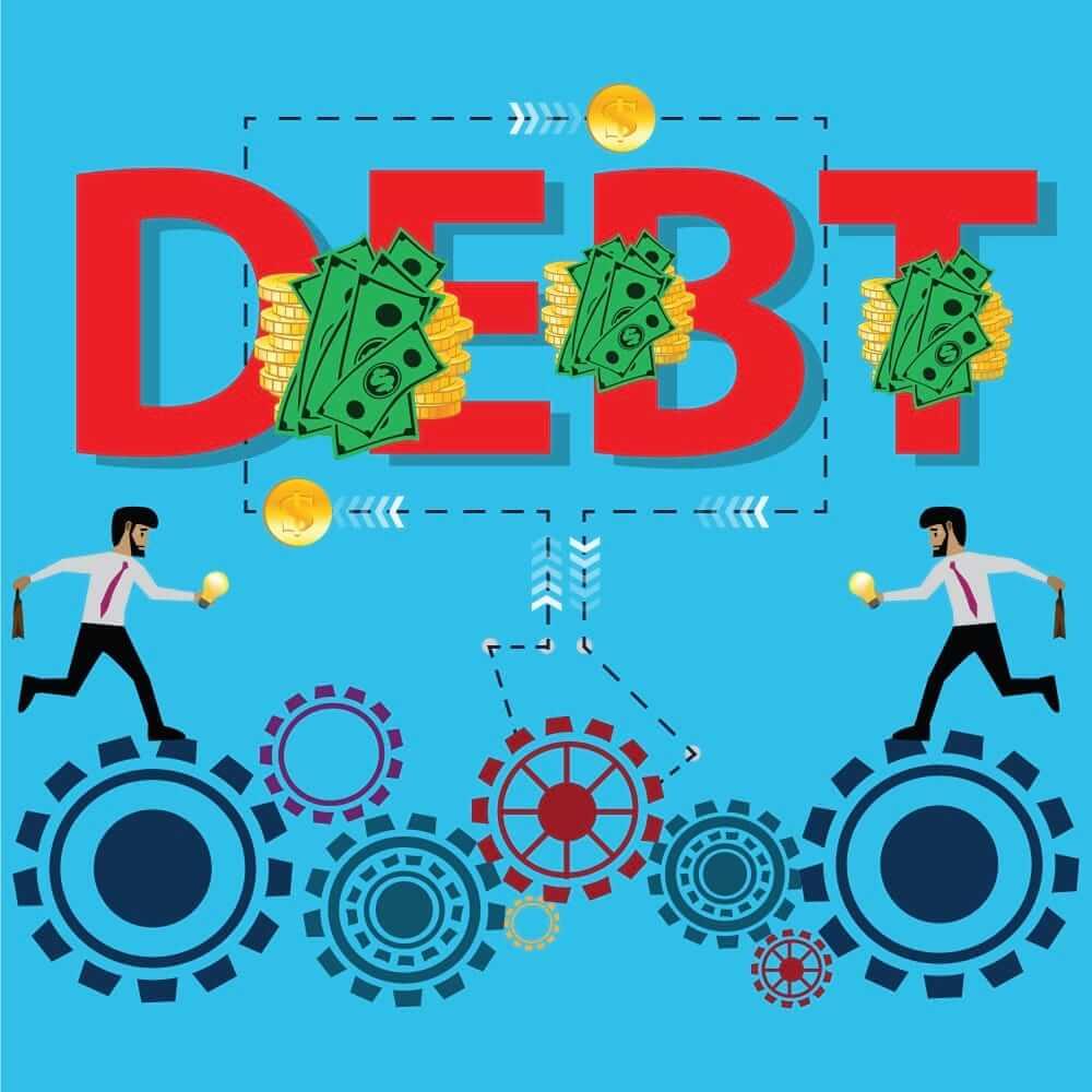 contoh hutang jangka panjang dan pendek