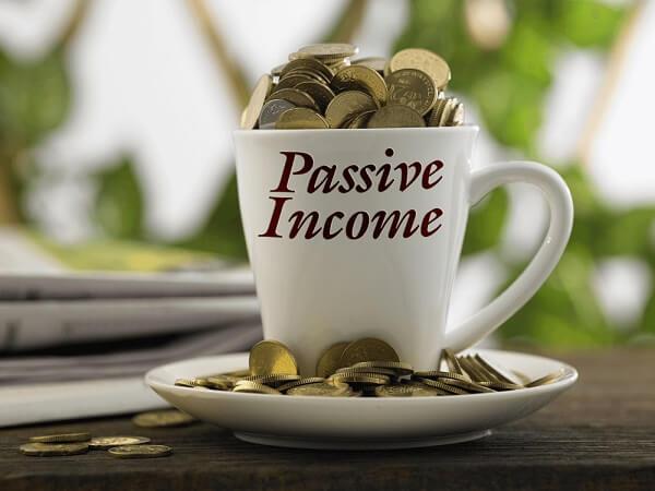 pasif income dari saham